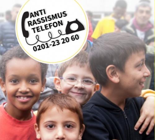 25 Jahre Antirassismus-Telefon – Broschüre mit Grußworten und Interviews