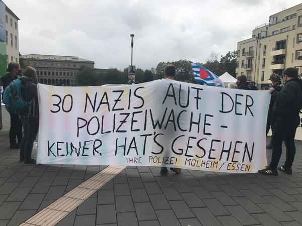 Pressemitteilung: Essener Polizeipräsidenten absetzen
