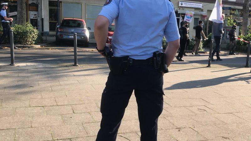CHRONIK: Polizeigewalt, rechte Tendenzen  und Widerstand in Essen