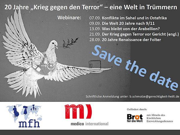 medizinischen Flüchtlingshilfe Bochum, medico international